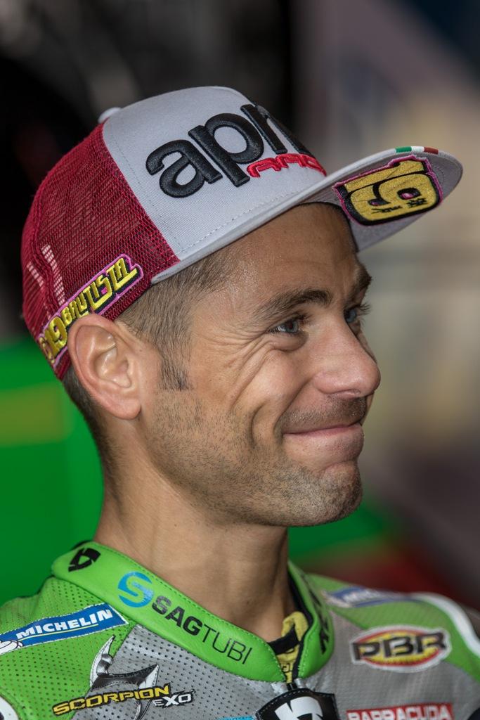 alvaro bautosta aprilia racing RS-GP