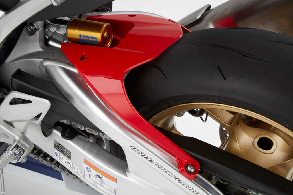 forcellone della CBR1000RR Fireblade SP and SP2