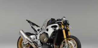motore e telaio della CBR1000RR Fireblade SP