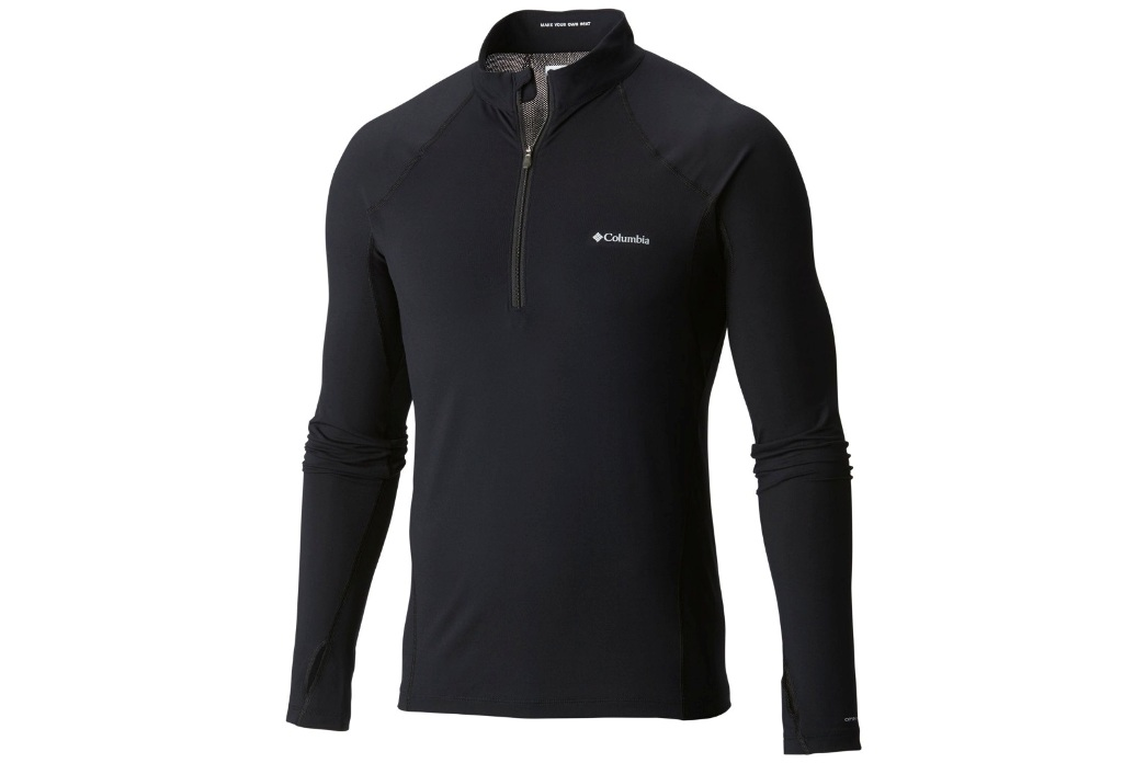 la maglia midweight by Columbia
