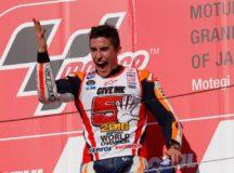 MOTO GP: MARQUEZ, A MOTEGI TITOLO NUMERO 3!