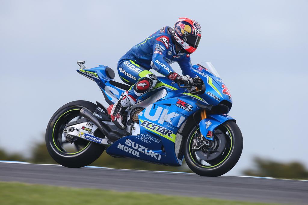 moto gp 2016, australia, vinales a podio