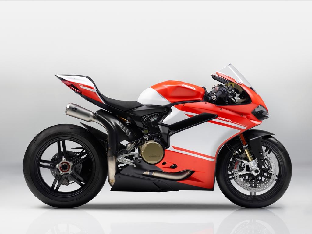 EICMA 2016, la Ducati Superleggera
