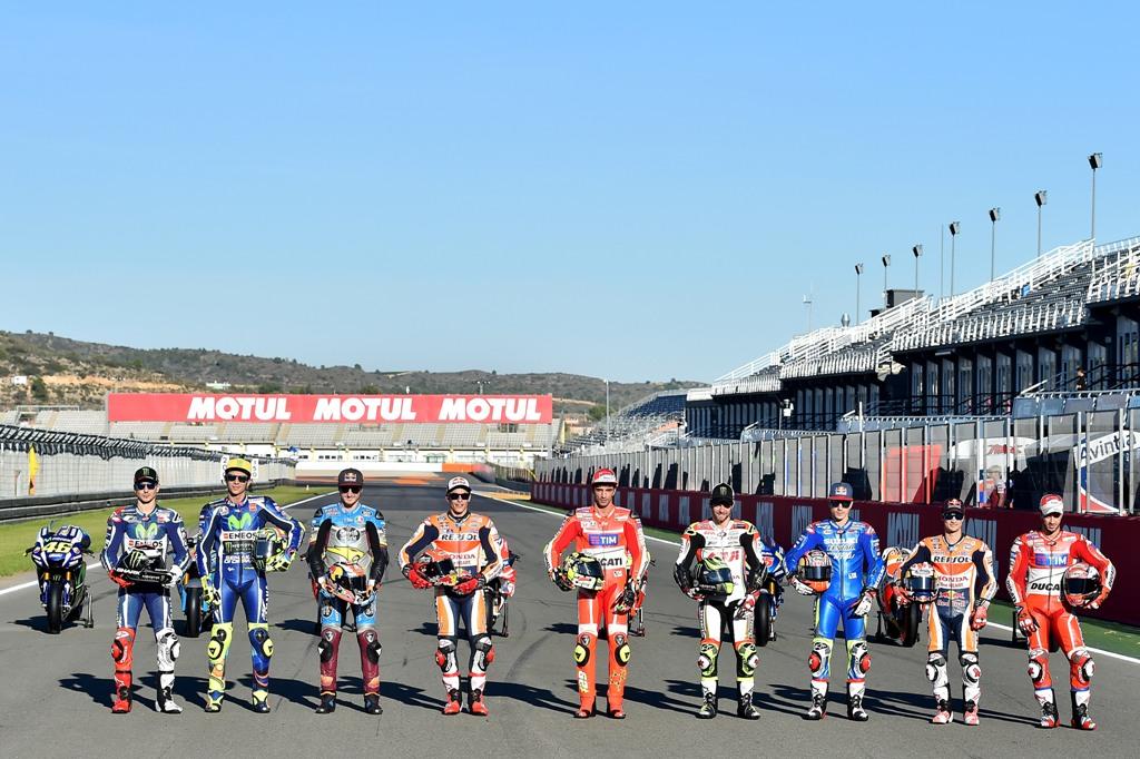 Valencia 2016, tutti gli uomini della MotoGP 2016