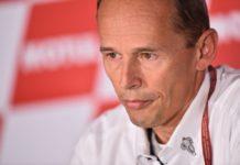 Nicolas Goubert - uomo responsabile del programma MotoGP Michelin