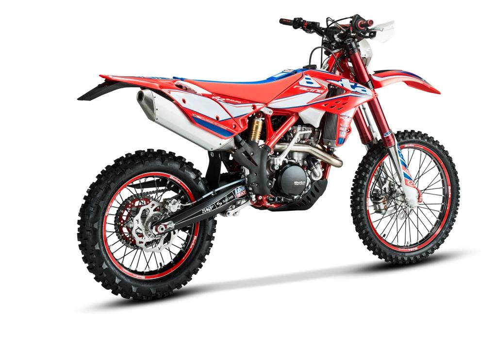 la beta RR Racing 4T 2017