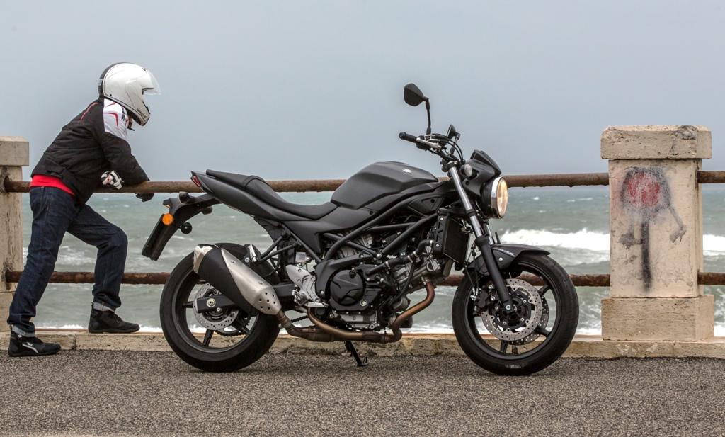 Suzuki SV650 ABS 2016