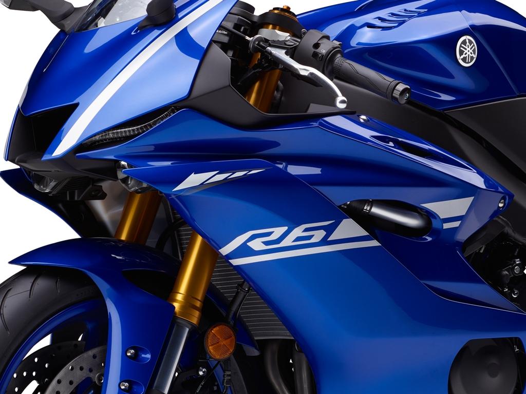 EICMA 2016, la nuova R6 Yamaha