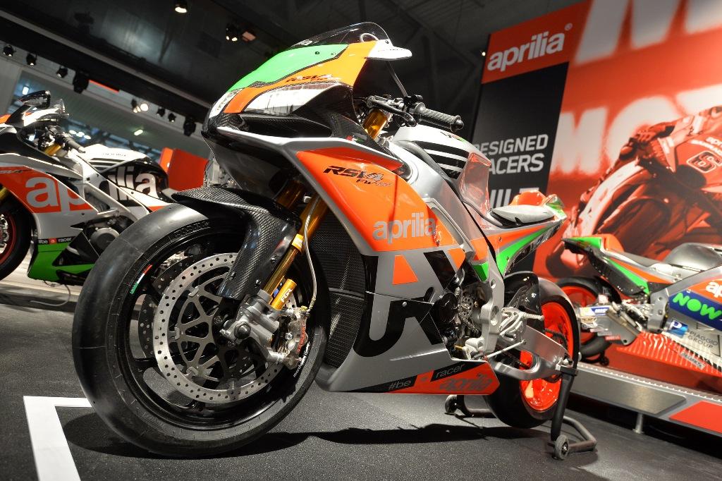 La RSV4 RS-GP
