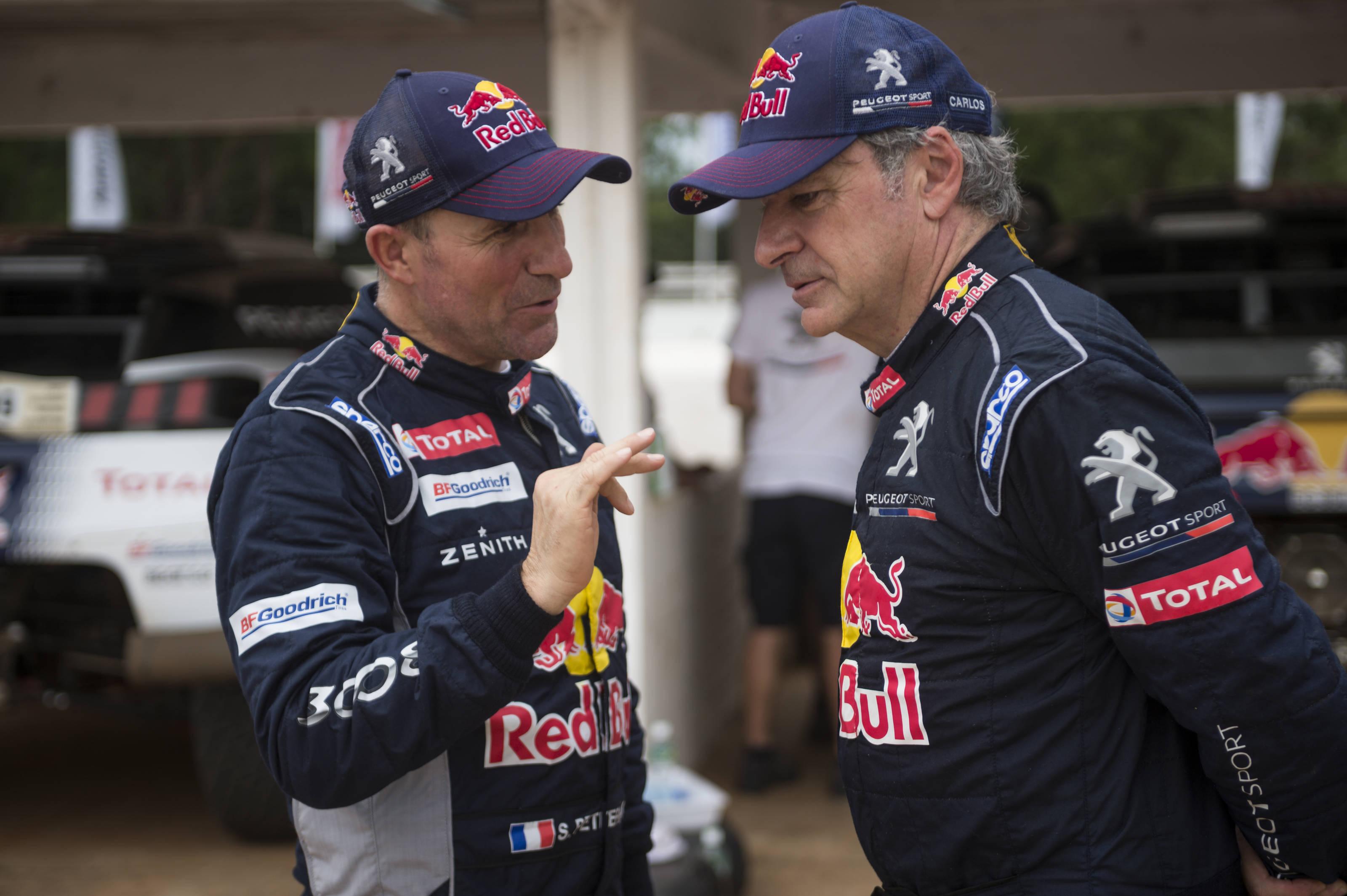 Dakar 2017: Peterhansel Sainz