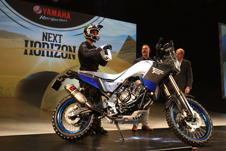 Video yamaha tenere 700 next horizon performancemag it for Yamaha tenere 700