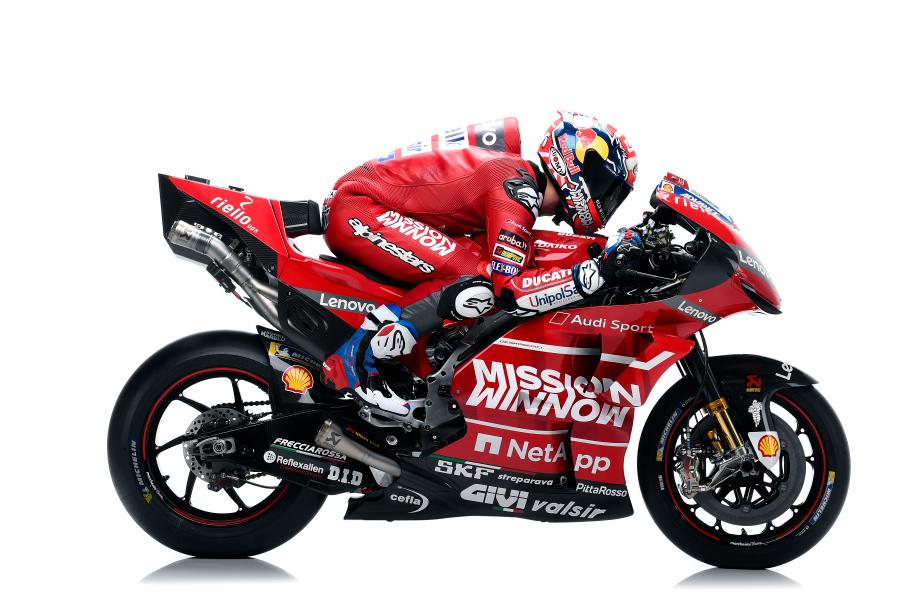MOTO GP: IL TEAM MISSION WINNOW DUCATI | PERFORMANCEMAG.IT