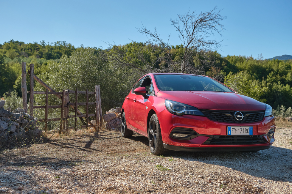 performancemag.it-prova OPEL ASTRA 1.5 2020