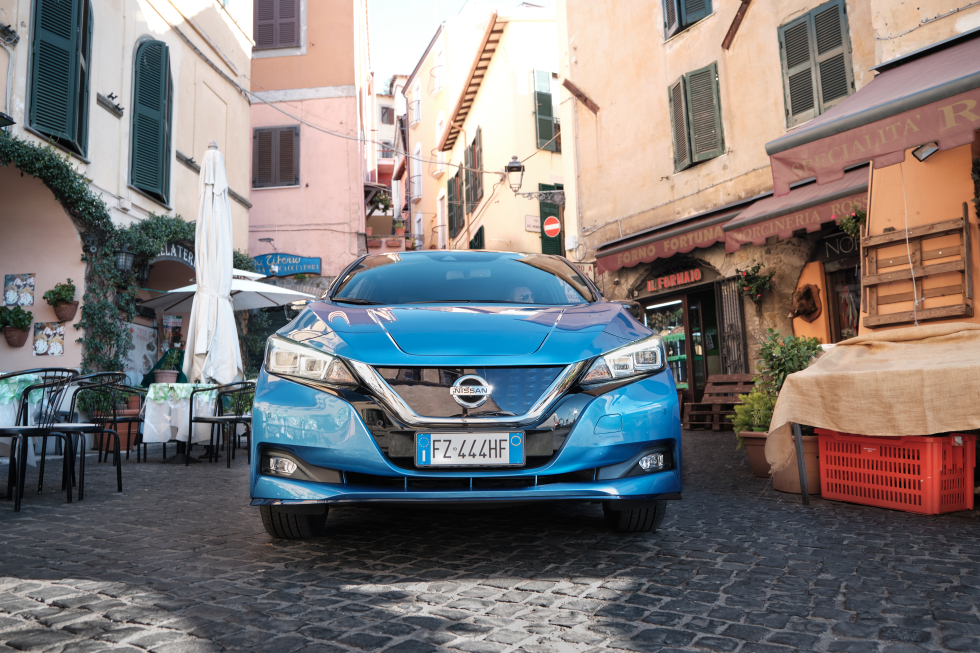 performancemag.it-NISSAN LEAF e+62 kWh