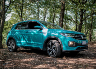performancemag.it-Volkswagen T-CROSS R LINE TEST 2020