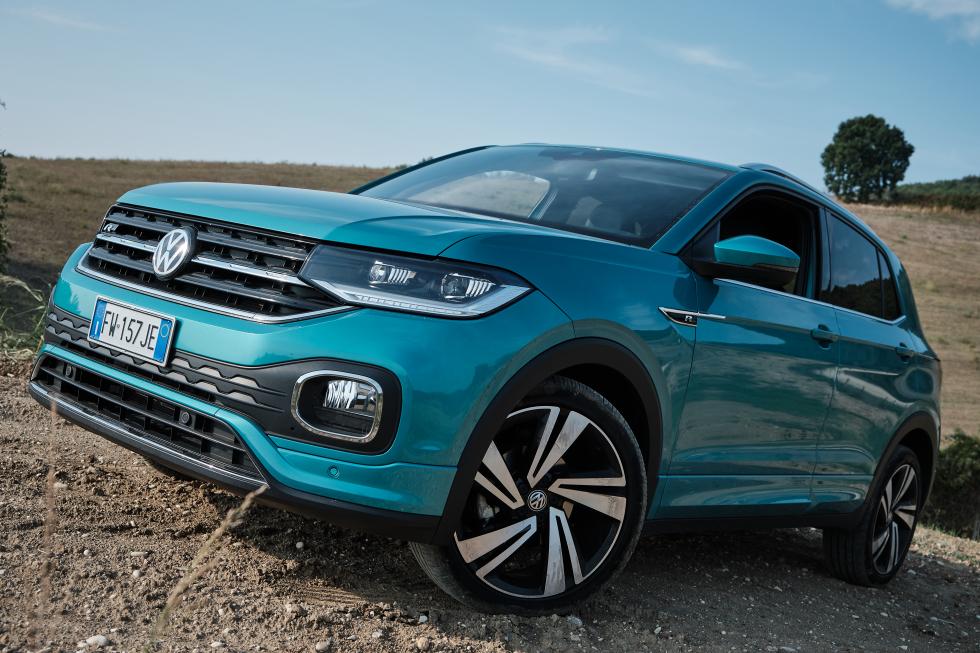performancemag.it-Volkswagen T-CROSS R LINE TEST 2020