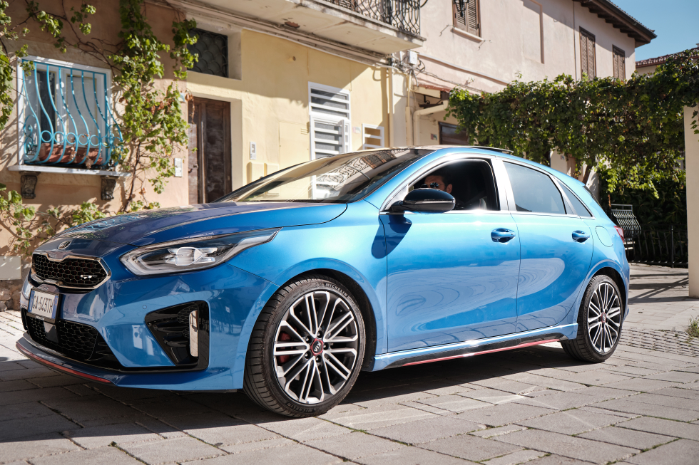 performancemag.it-prova nuova KIA ceed GT