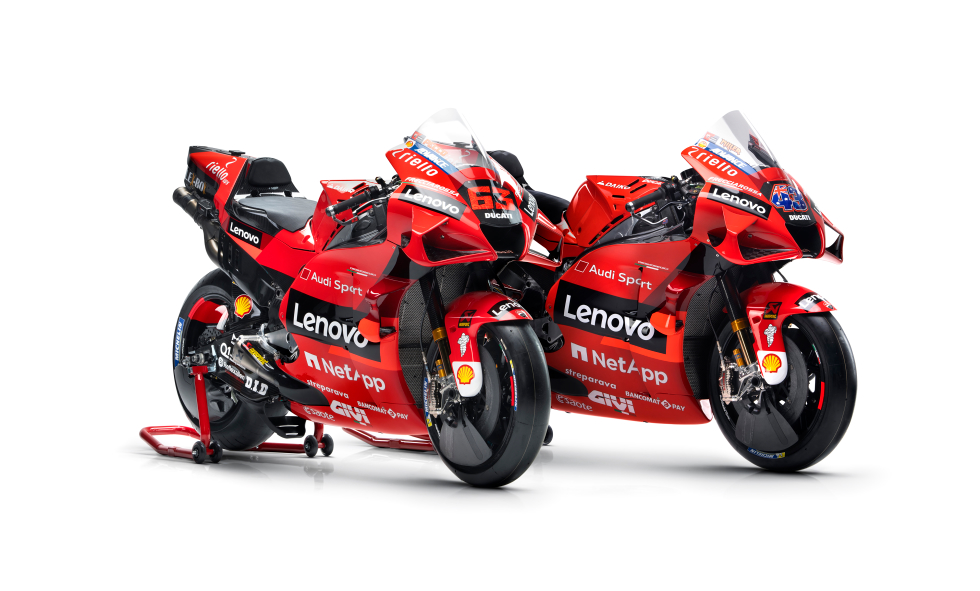DUCATI TEAM MOTO GP 2021-performancemag.it 2021