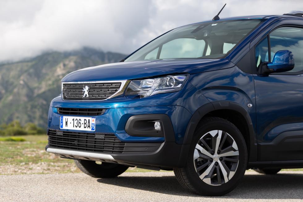 Peugeot e-RIFTER - performancemag.it 2021