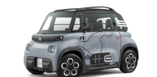 Citroen AMI 100% Electric2021 - performancemag.it 2021