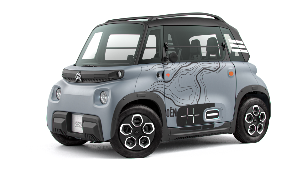 Citroen AMI 100% Electric2021 - performancemag.it 2021