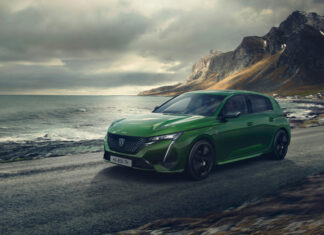 Nuova PEUGEOT 308 - performancemag.it 202