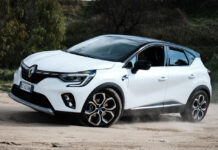 Renault-Capture E-TECH plug-in Hybrid - performancemag.it 2021
