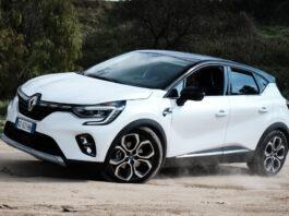 Renault-Capture E-TECH plug-in Hybrid - performancemag.it 2021