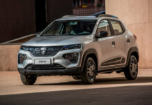 Dacia SPRING 100% ELETTRICA - performancemag.it 2021