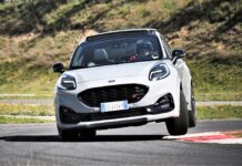 Ford PUMA ST prova- performancemag.it 2021