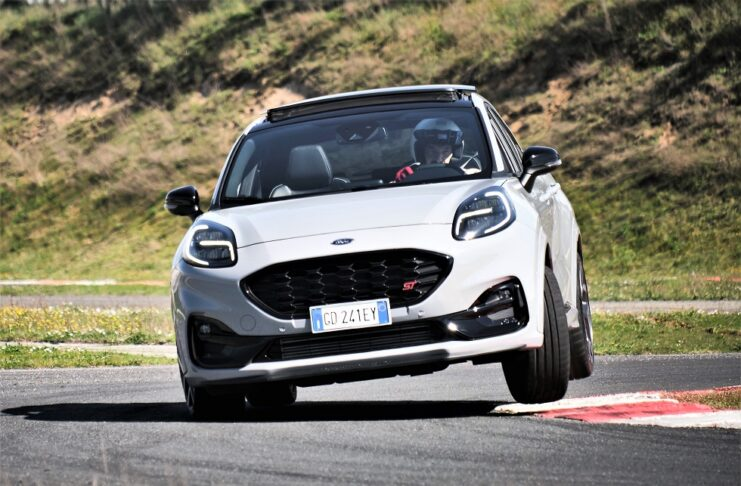 Ford PUMA ST prova- performancemag.it 2021