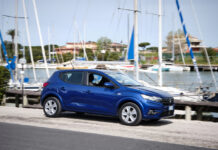 dacia nuova sandero test - performancemag.it 2021