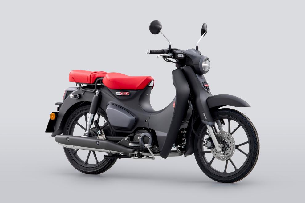 honda scooter 2022- super cub 125 - monkey 125- performancemag.it 2021