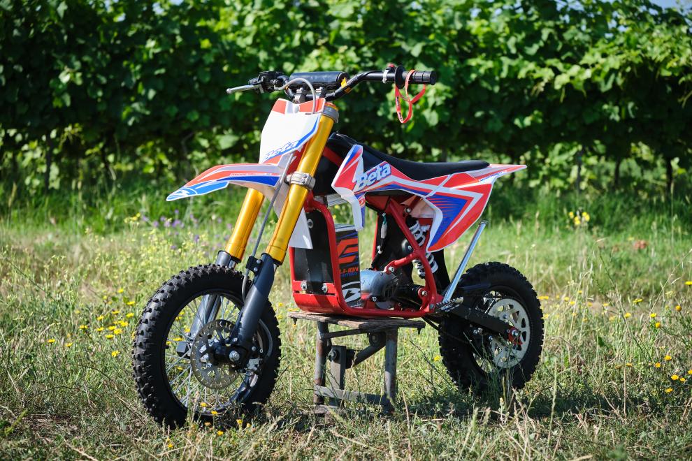 Beta Minicross-E 2021 test- performancemag.it 2021