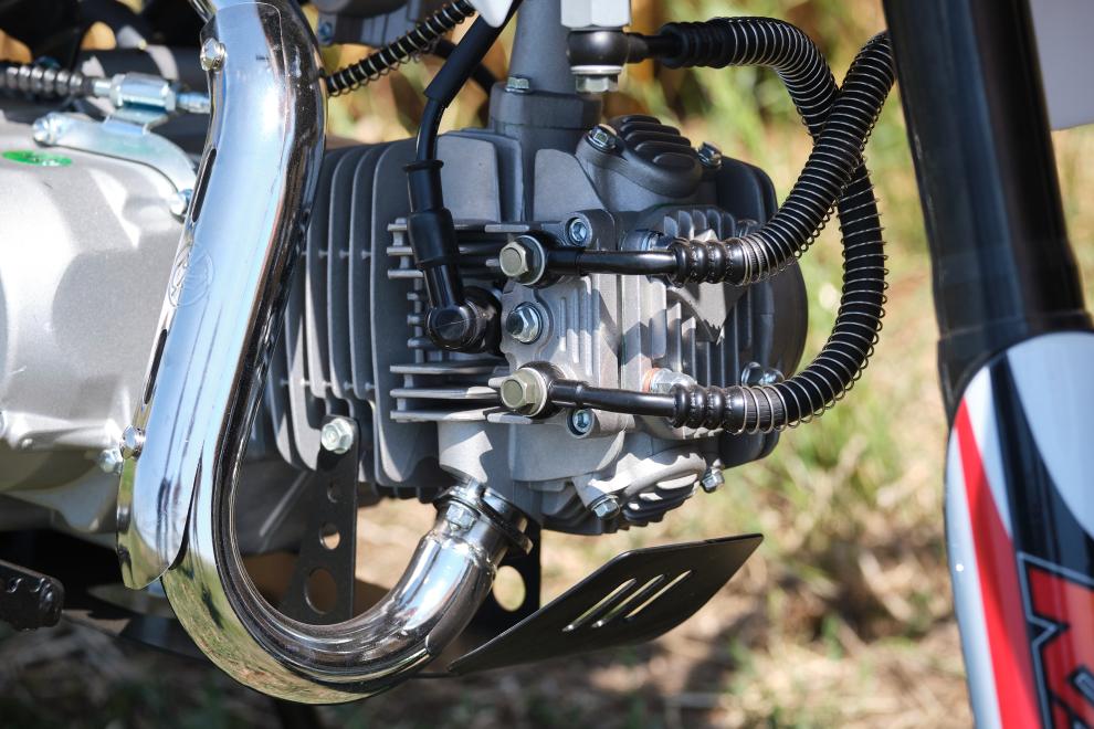 Kayo TT140 prova offroad-performancemag.it 202