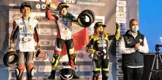 podio 2021 italiano speed project galiuto